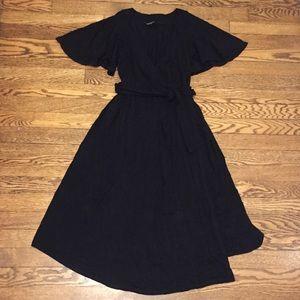 Isabella Oliver Sz 1 Maternity Wrap Dress